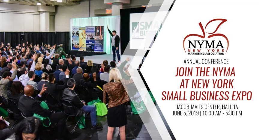 Join the New York Marketing Association at Small Business